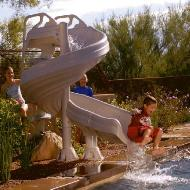 G-Force Water Slide