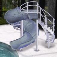 Used Pool Slides For Sale Craigslist Water Swim Sr Smith Interfab